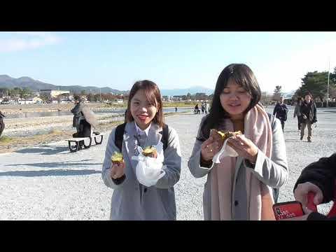 京都旅行 2018/11/25 (パート1)
