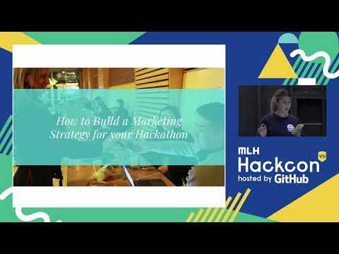 MLH Hackcon VII: Building a Marketing Strategy for Hackathons - Lauren Tonello