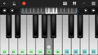 Valo achi valo theko | Musical keyboard ( Lesson 04)