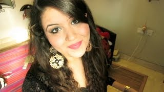 Get Ready With Me- Diwali: Indian Festival Makeup- Super Easy! Thumbnail