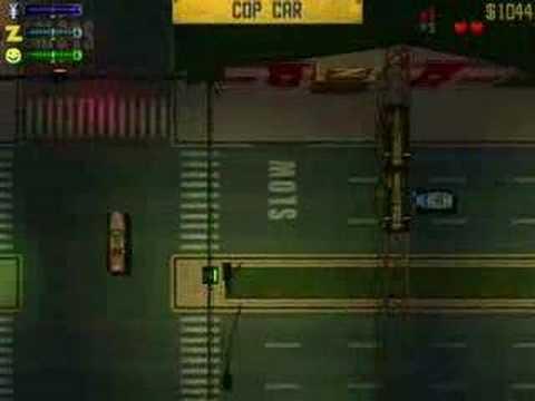 Grand Theft Auto 2 Gameplay