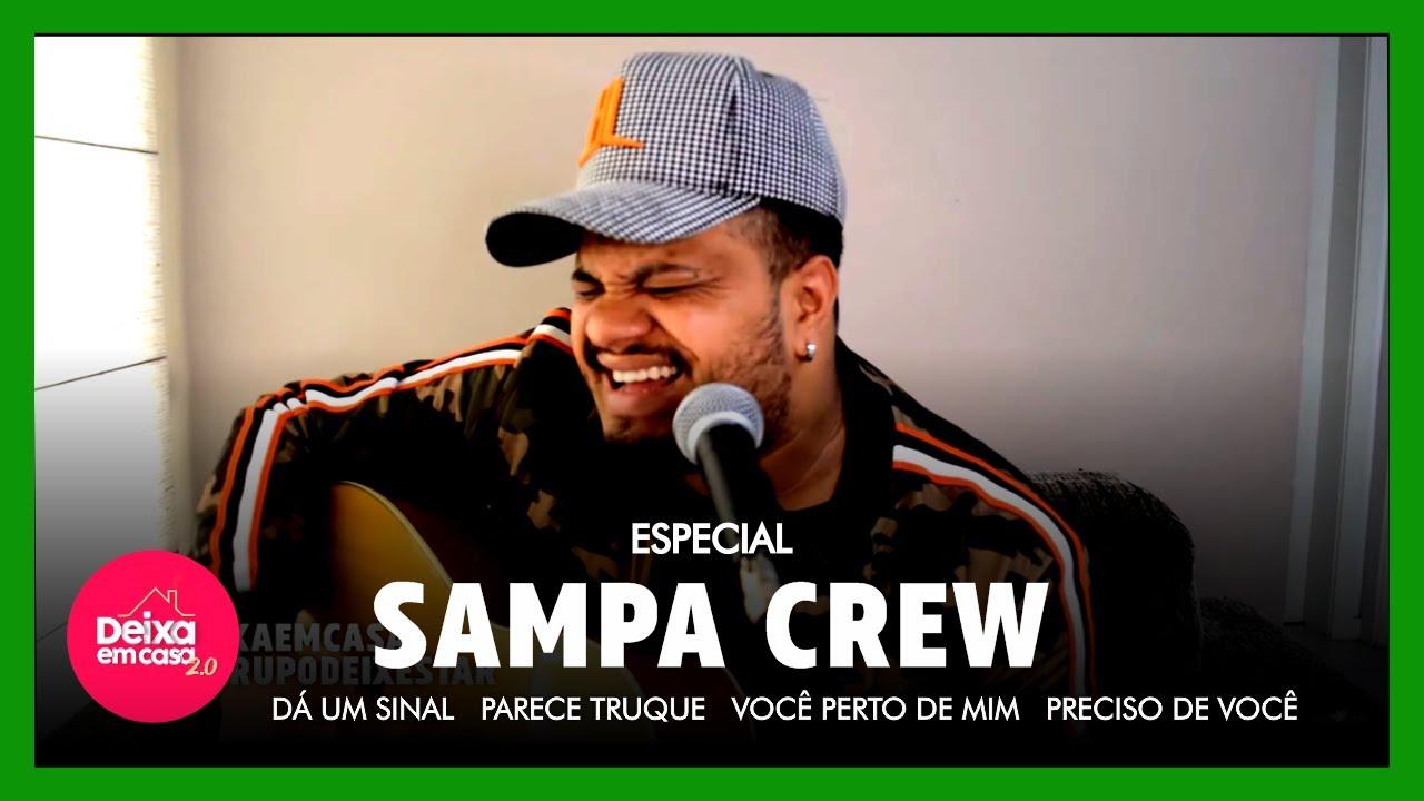 Medley SAMPA CREW (Cover Deixestar) #DeixaEmCasa 2.0