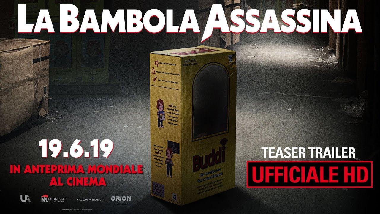 La Bambola Assassina - Teaser Trailer Ufficiale Italiano | HD