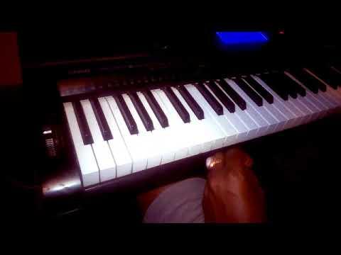 Naza - Happy Birthday piano tuto