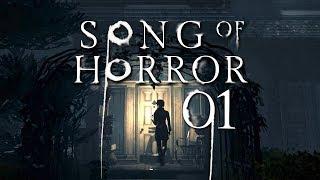 Song of Horror (PL) #1 - Premiera (Gameplay PL / Zagrajmy w)