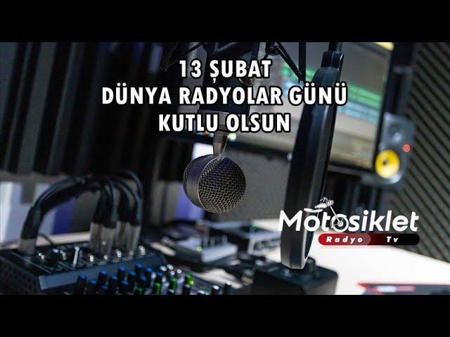 Dünya Radyo Günü Kutlu Olsun