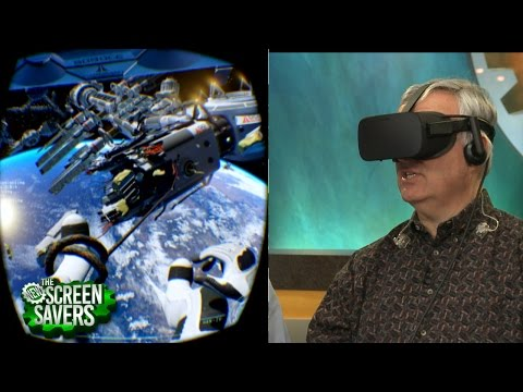 The New Screen Savers 47: Oculus Rift and VR Extravaganza!
