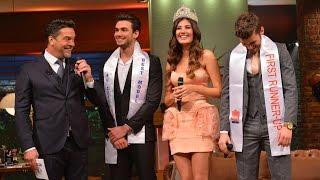Beyaz Show - 2015 Best Modellerinden samimi açıklamalar!