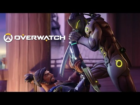 """Official """"Dragons"""" Animated Short - Overwatch"""