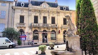 Apt, France, Provence [HD] (videoturysta.eu)