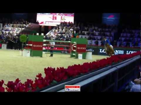 Gerco Schroder - Eurocommerce London (Gucci Masters 2012) Paris Jump-Off