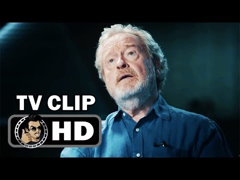 """JAMES CAMERON'S STORY OF SCIENCE FICTION Official Clip """"Ridley Scott"""" (HD) AMC Series"""