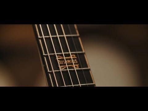BUSHMILLSxLOWDEN Acoustic Session with Ciaran Lavery