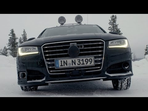 2018 Audi A8 Quality Control and Development