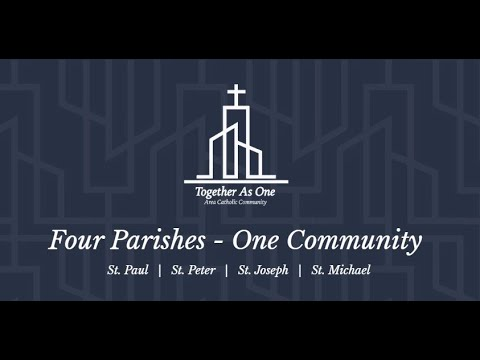 Twenty-First Sunday In Ordinary Time service at the Church of St. Michael 2021