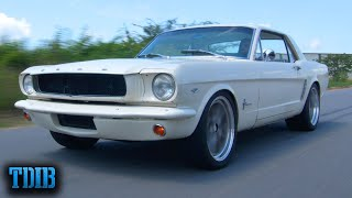 homepage tile video photo for 1965 Ford Mustang Review: A Restomod Done Right