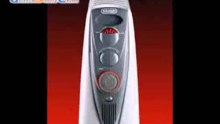 Мощный масляный радиатор De'Longhi Rapido G011230RTW(Оптимальная мощность нагрева у радиаторов Delonghi устанавливается трехступенчатым регулятором. Устройство..., 2014-02-28T09:38:26.000Z)
