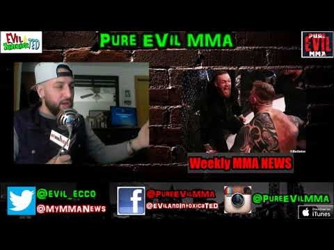 "Pure EVil MMA EP.52 ""UFC Sydney RECAP 