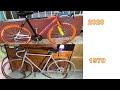 Convertir Bicicleta Antigua a Moderna con Tubos de PVC