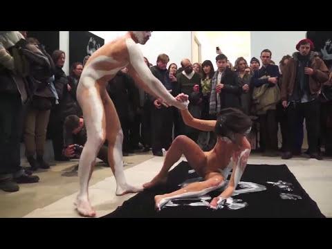 Video Body Painting đẹp nhất, tổng hợp vẽ lên người