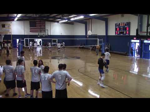 Thunderbird Adventist Academy Boys Volleyball vs. South Ridge 3/11/19 Part 1