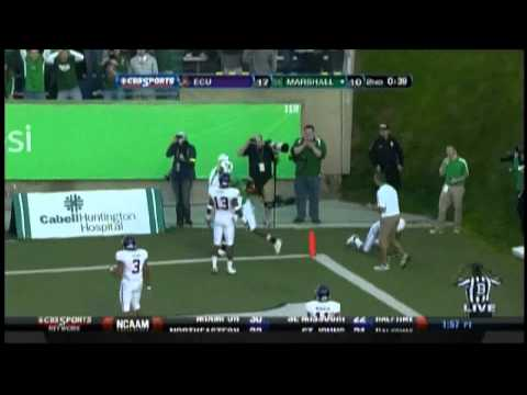 "Aaron Dobson ""The Catch"""