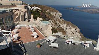 Греция откроет отели уже 15 июня