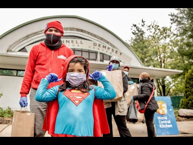 United in Hope: Prem Rawat Foundation Provides Care During COVID-19 Pandemic