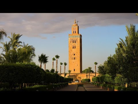 Marrakech, Morocco in 4K Ultra HD