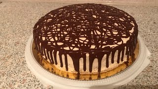 Кофейный торт , рецепт, шоколад