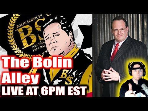 The Bolin Alley - Special Guest Jim Cornette ! Season 11 EP 1