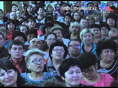 Лисаковск, выпуск программы «День» от 28 августа 2015г