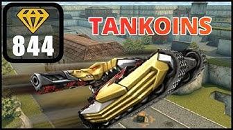Tankoins - Neue Waffe - fliegende Wasp  | Tanki Online #844 [Let's Play]