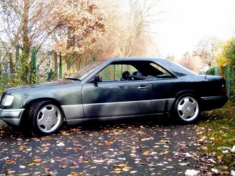 E320 coupe mercedes benz youtube for Mercedes benz e320 coupe