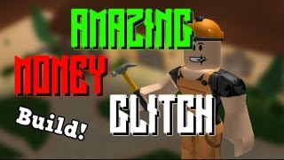 ROBLOX Welcome To Bloxburg MONEY GLITCH!! NEW! 2016-2017 NOT PATCHED