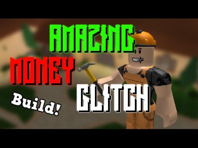 Money Glitch On Bloxburg Roblox Roblox Welcome To Bloxburg Money Glitch New 2016 2017 Not Patched Youtube