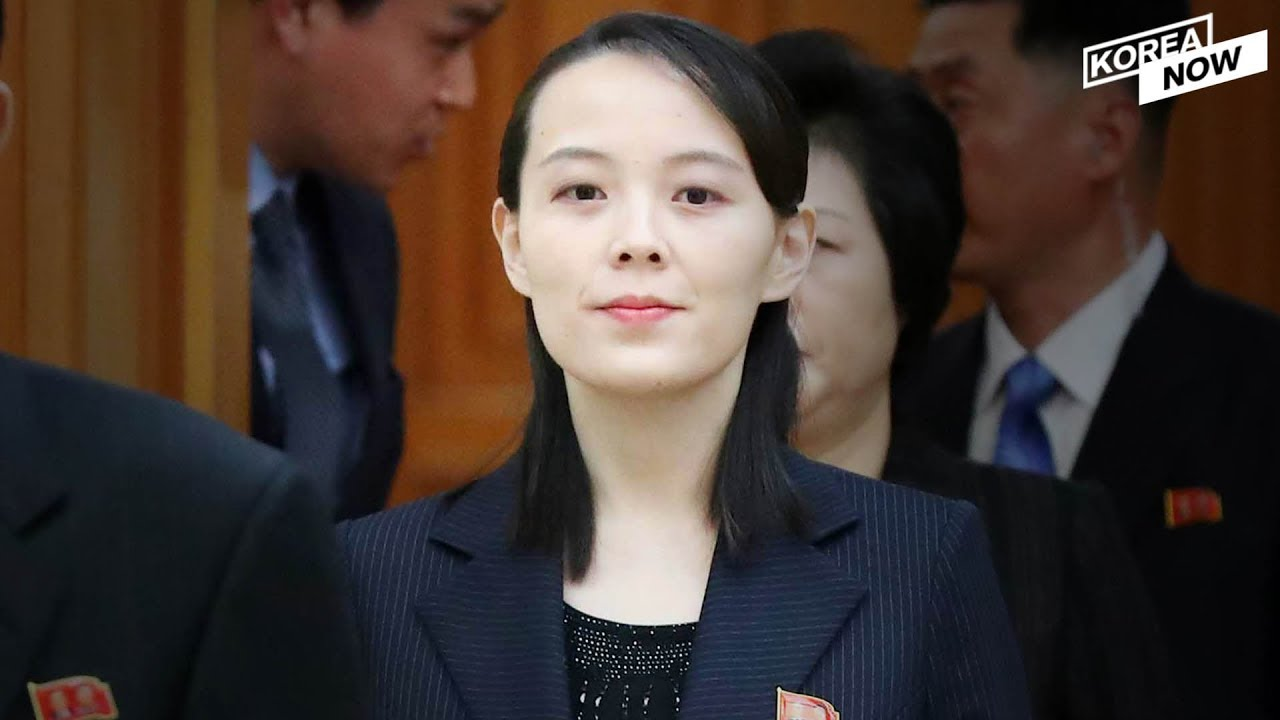 The Elevated Role Held By Kim Yo Jong Sister Of North Korea S