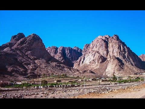 Reportaje Monte Sinaí