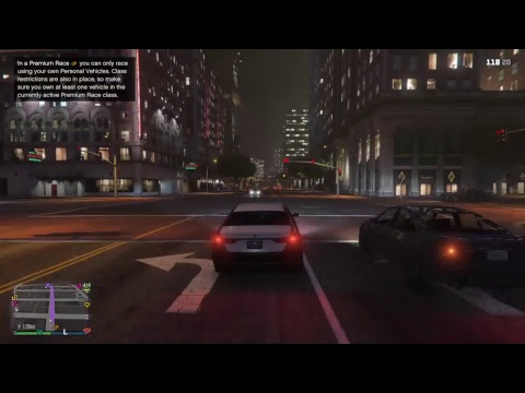 Grand Theft Auto 5 Online- PS4 (Live Broadcast)