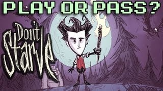 Play or Pass? - Don't Starve - PC/Mac
