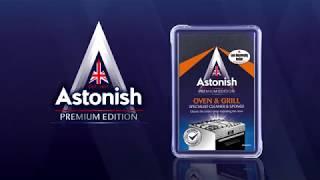 Astonish Premium Edition Oven & Grill Cleaner & Sponge