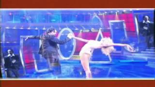 Angela Melillo - Domenica In - Balletto Tributo Mina