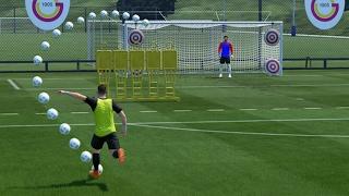 FIFA DA ÜST DİREK VURMA CHALLENGE