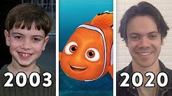 The Voice of Nemo: Same Interview, 17 Years Apart