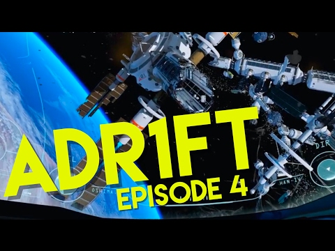 ADR1FT   A FIRST PERSON SPACE DISASTER   #4  
