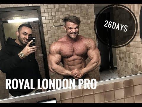 24 Days to London - Diät / Training / Cardio #RoyalLondonPro
