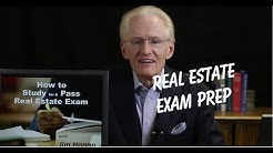 How to Study for & Pass Your Arizona or other state's Real Estate Exam
