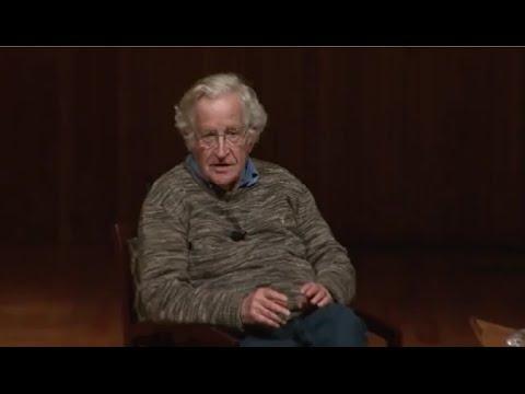 Noam Chomsky on ISIS