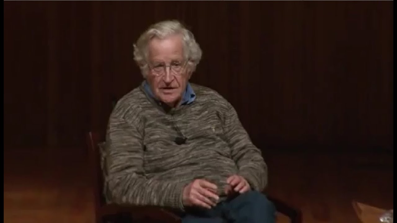 noam chomsky on isis
