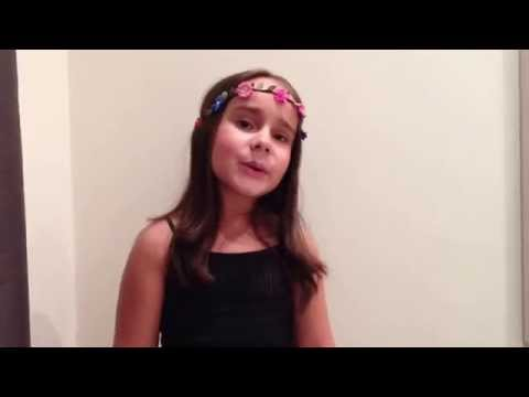Sienna Belle Vicente: Love Me Like You Do de Ellie Goulding